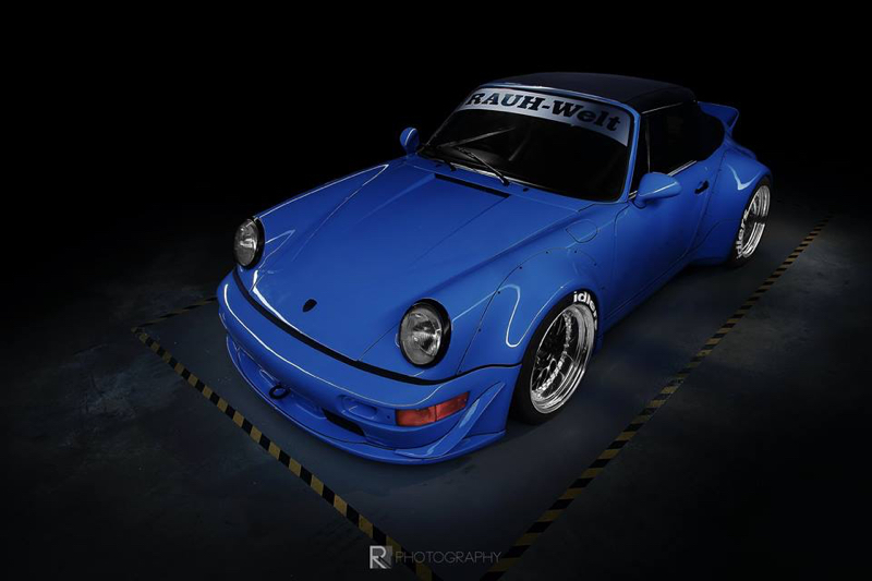 DLEDMV - Porsche 964 Cab RWB KL - 01