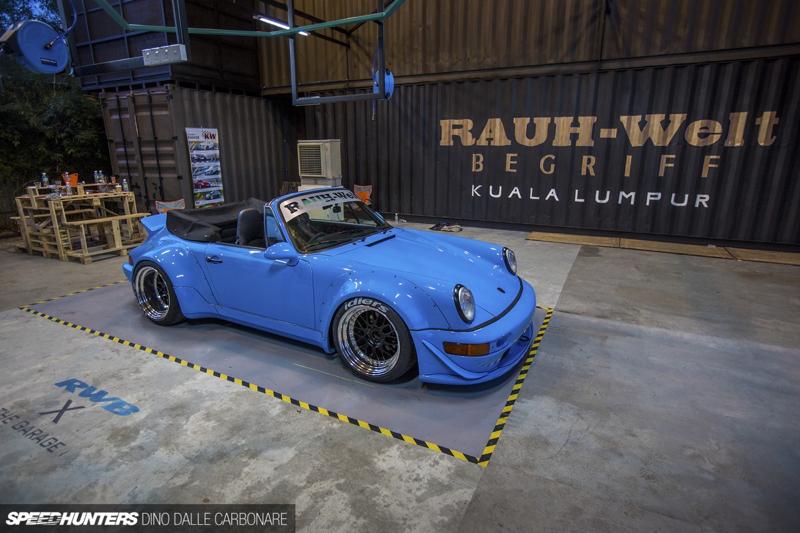 DLEDMV - Porsche 964 Cab RWB KL - 09