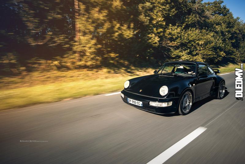 DLEDMV - Porsche 964 turbo X33 Kevin - 11