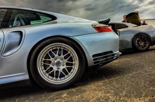 DLEDMV - Porsche 996 turbo vs Hayabusa - 05