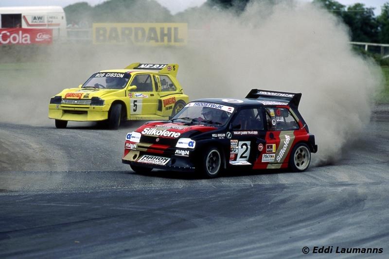 DLEDMV - Rallycross 6R4 vs Kadett GSI - 03