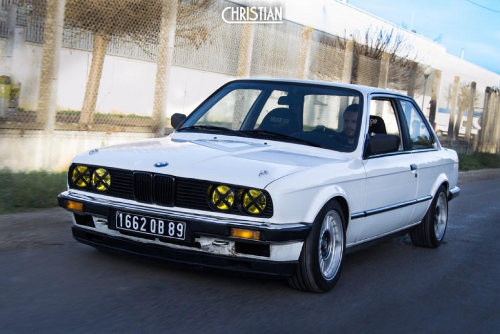 DLEDMV - BMW 316 E30 DYD - 02