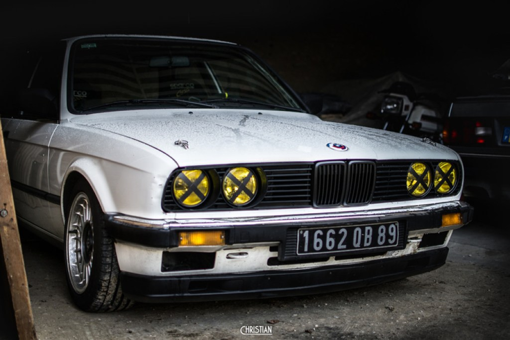 DLEDMV - BMW 316 E30 DYD - 07