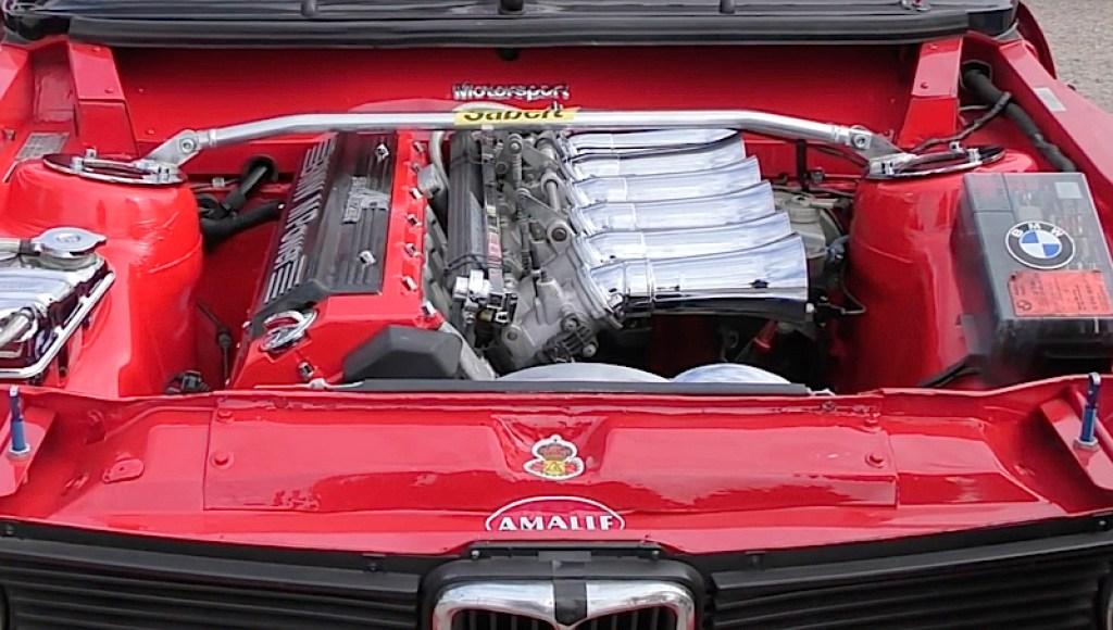 DLEDMV - BMW E21 Swap M5 - 02