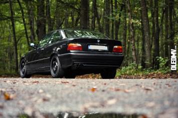 DLEDMV - BMW M3 E36 black Kevin R - 11