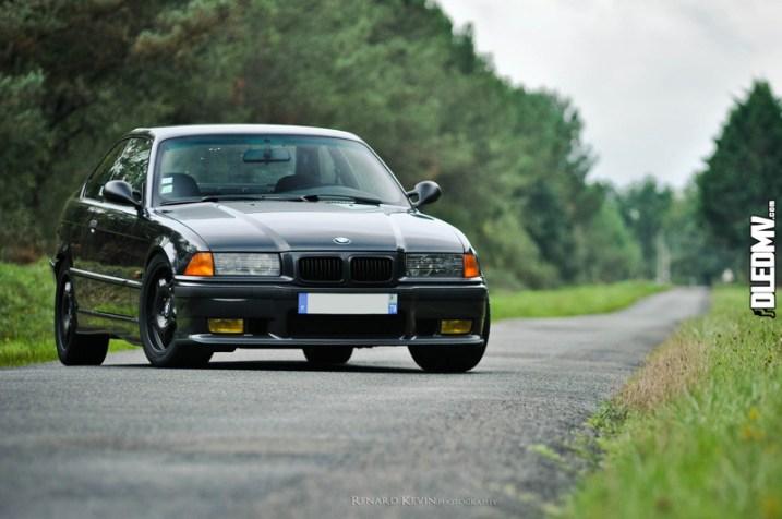 DLEDMV - BMW M3 E36 black Kevin R - 12