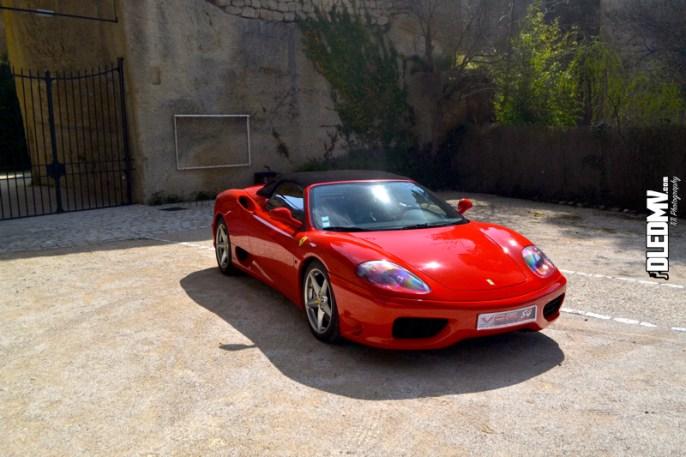 DLEDMV - Ferrari 360 Spider VDR84 - 30