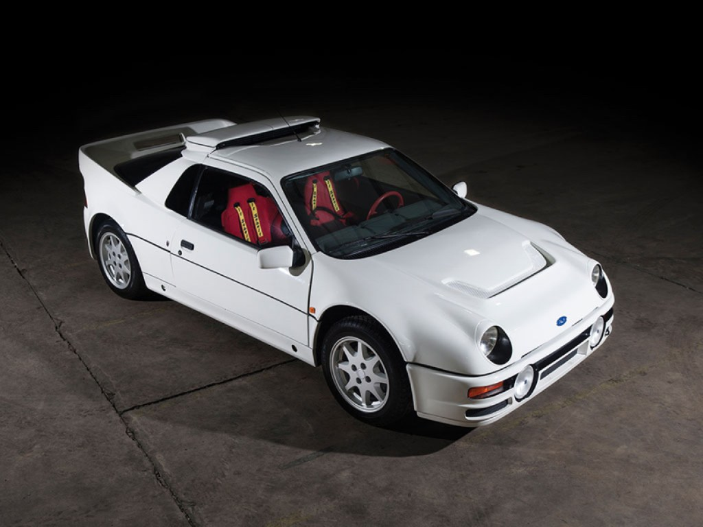 DLEDMV - Ford RS200 S - 16