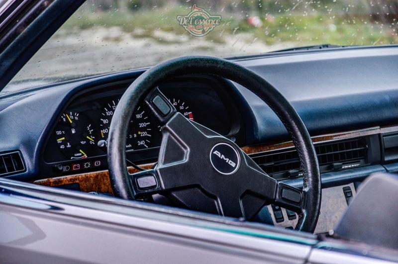 DLEDMV - Mercedes 500 SEC Exclue - 17