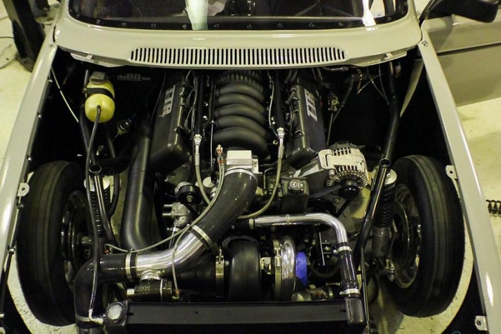 zzz DLEDMV - Volvo LS7 Turbo V8 6