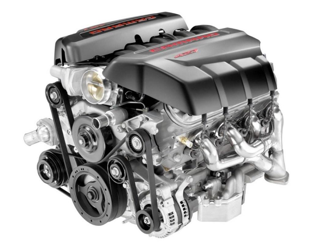 zzz DLEDMV - Volvo LS7 Turbo V8 7