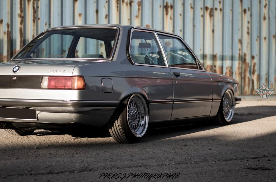 DLEDMV - BMW 318i Airride Jon & Pierre - 08