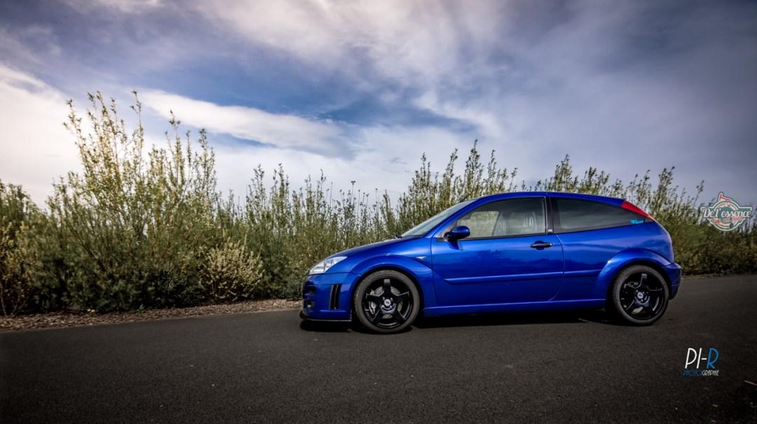 DLEDMV - Ford Focus RS Mk1 Pierre & PiR - 01