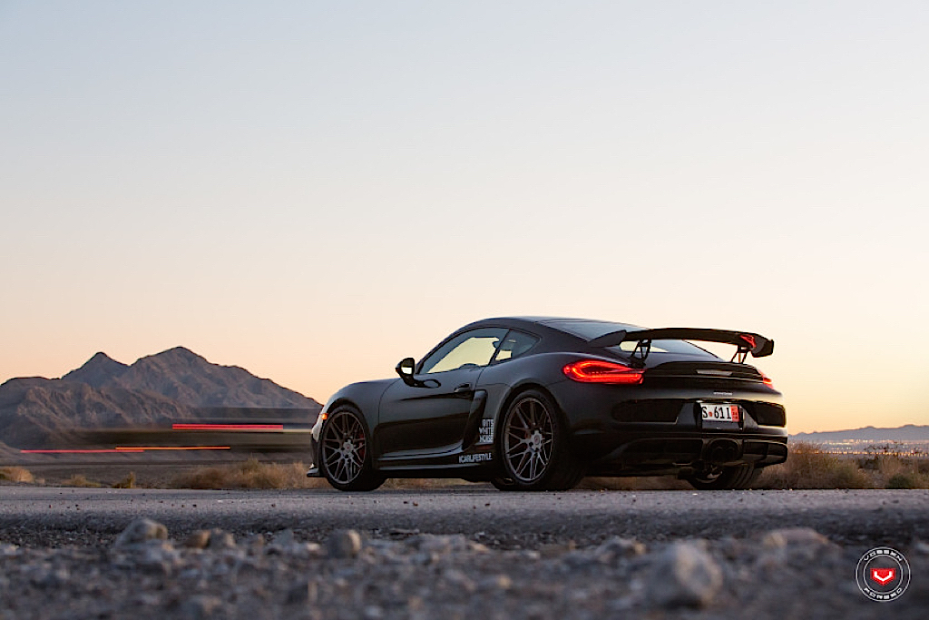DLEDMV - Porsche GT3 RS & Cayman GT4 Vossen - 13