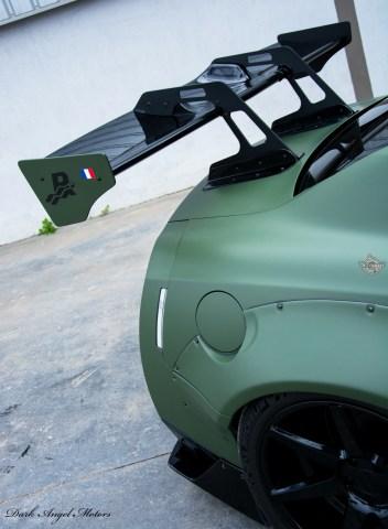 DLEDMV - R35 Liberty Walk Dijon Auto Racing - 18