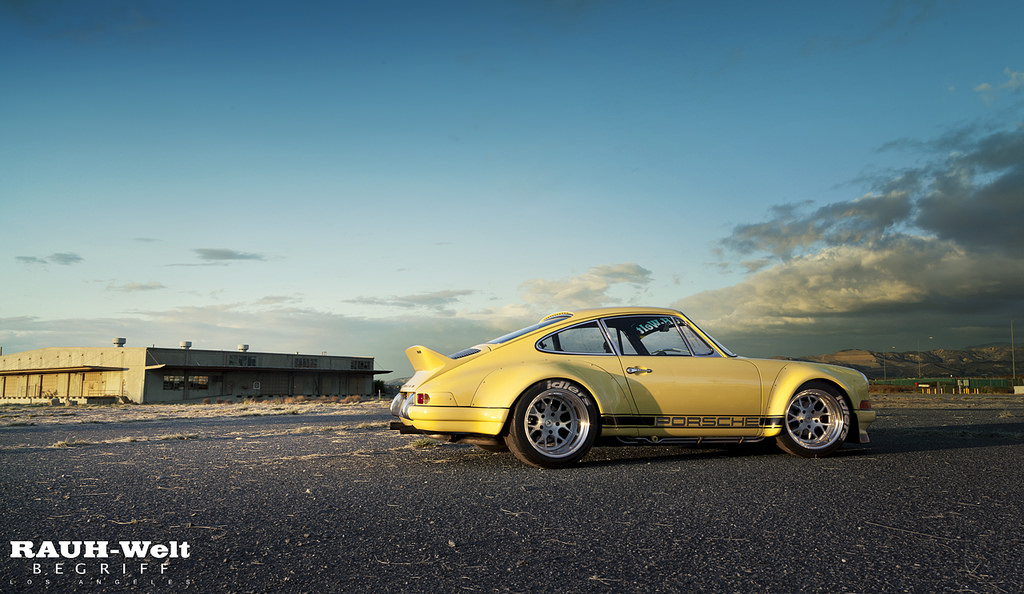 DLEDMV - RWB Porsche 911 Backdating - 07