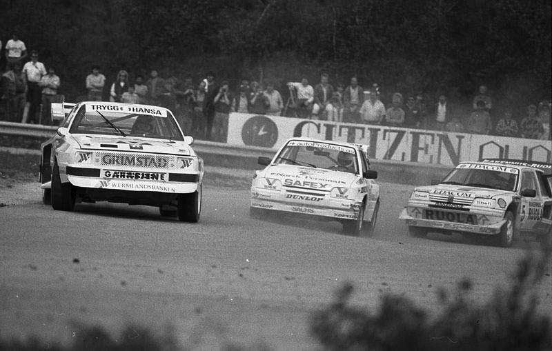 DLEDMV - Rallycross Brands Hatch 87 - 01