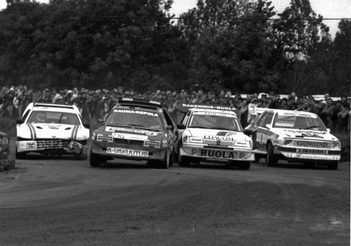 DLEDMV - Rallycross Brands Hatch 87 - 05
