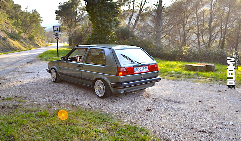 DLEDMV - VW 2 GOlf 2 Bastien & Matthieu - 13