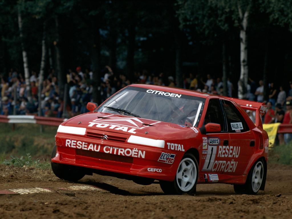 DLEDMV - Xantia T16 4x4 Rallycross - 02