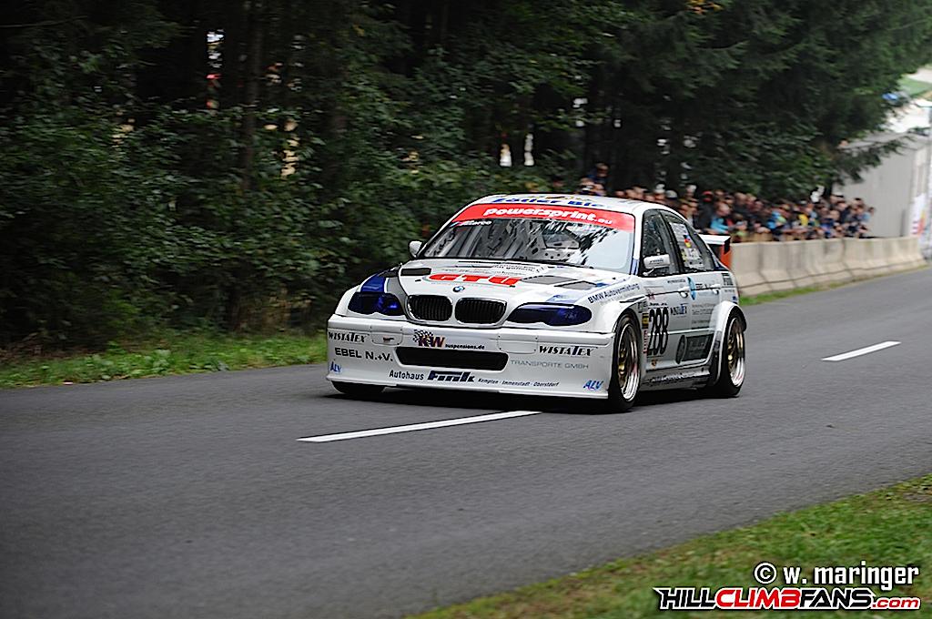 DLEDMV - BMW 320i WTCC Hillclimb - 01