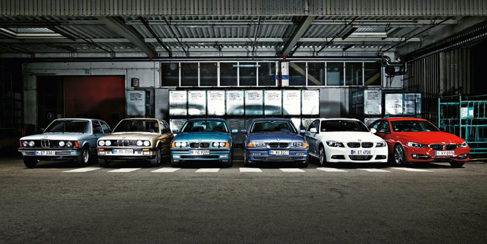 DLEDMV - BMW Serie 3 Evolution - 01