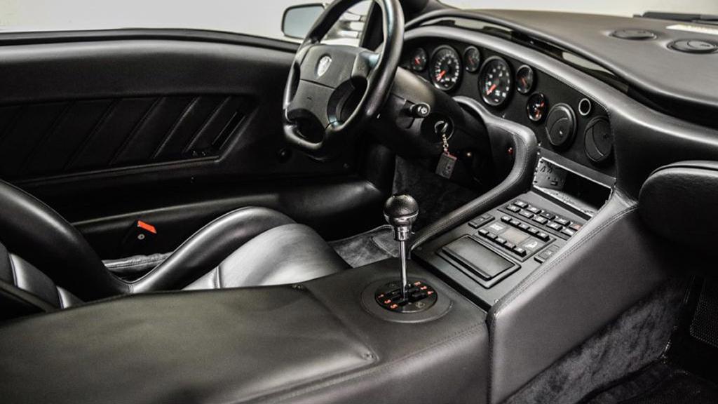 DLEDMV - Lamborghini Diablo SV 1 mile - 10