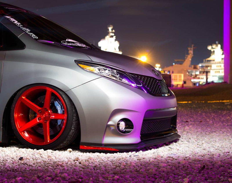 DLEDMV - Toyota Sienna Unlimited Wraps - 05
