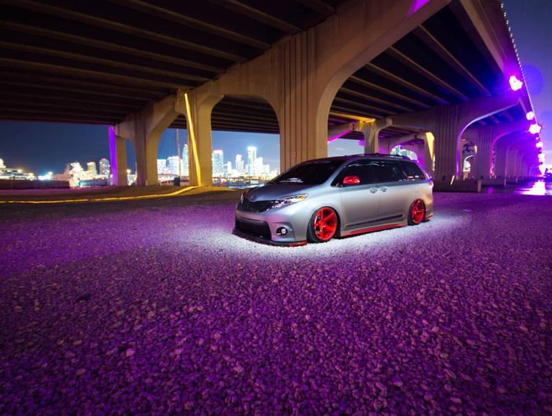 DLEDMV - Toyota Sienna Unlimited Wraps - 07