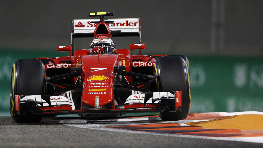 DLEDMV - Ferrari F1 66 ans Onboard - 01