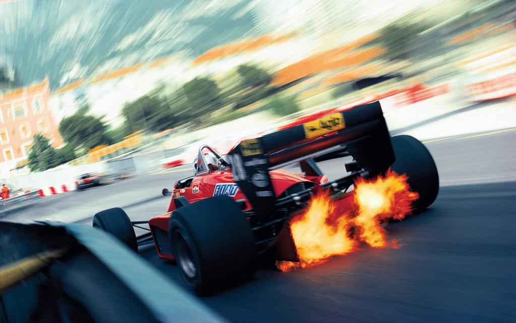 DLEDMV - Ferrari F1 66 ans Onboard - 05