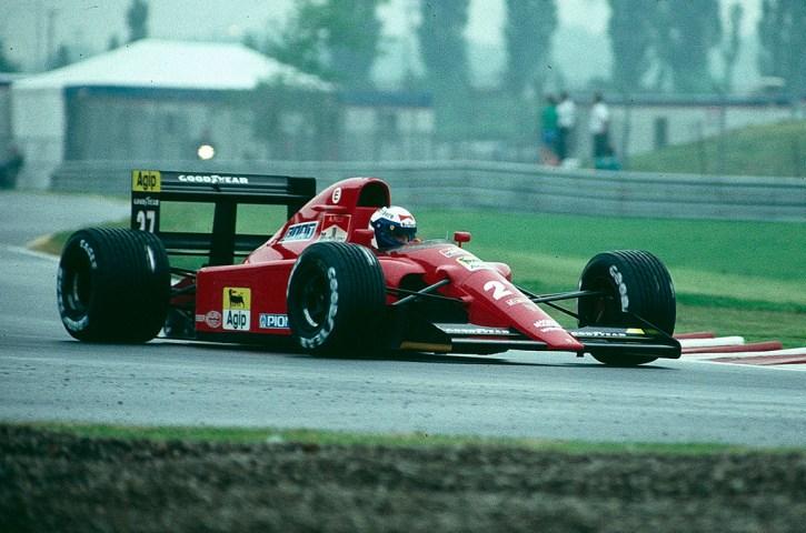 DLEDMV - Ferrari F1 66 ans Onboard - 08