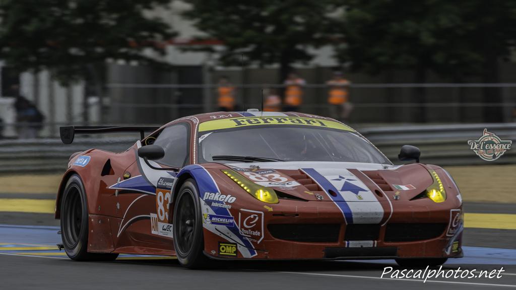 DLEDMV - Le Mans 2016 Essais Pascal - 13