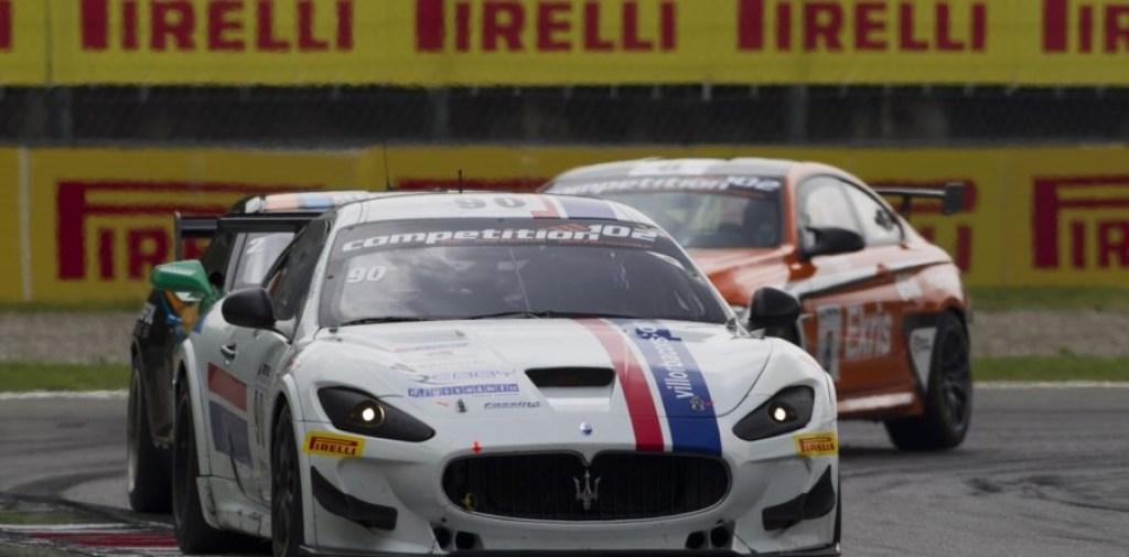 DLEDMV Maserati granturismo GT4 02