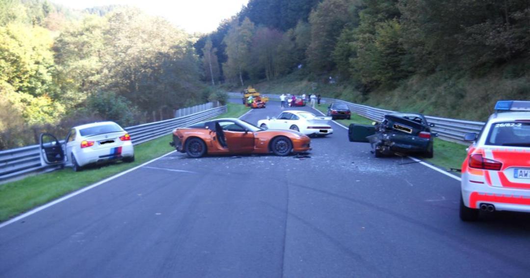 DLEDMV Nurburgring fails 01