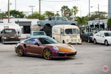 DLEDMV - Porsche 911 Turbo S Vossen cameleon - 06