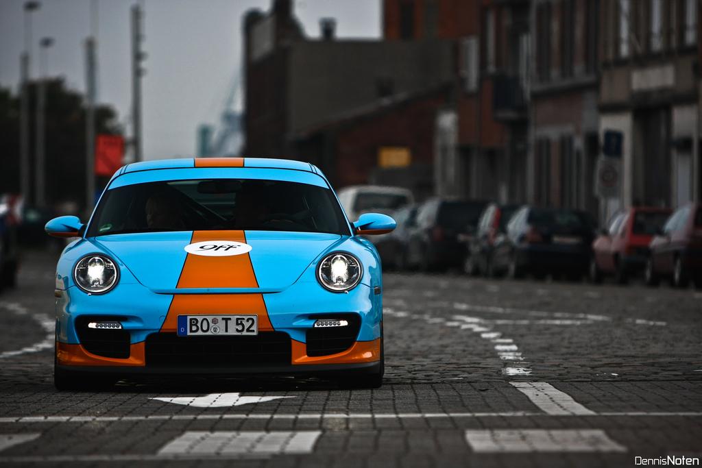DLEDMV - Porsche 997 GT2 9ff Assen - 02