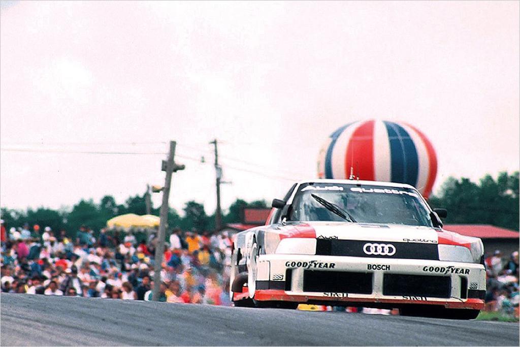 DLEDMV - Audi 90 IMSA GTO  - 01