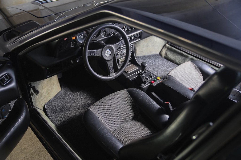 DLEDMV - BMW M1 Road trip - 08
