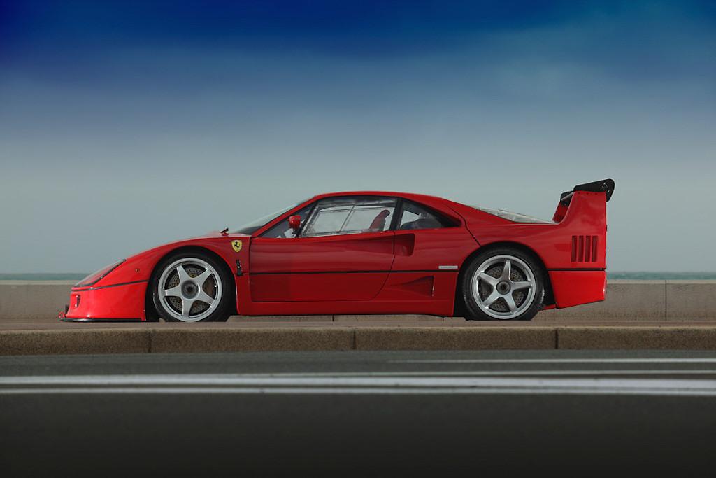 DLEDMV - Ferrari F40LM Engine SOund - 03