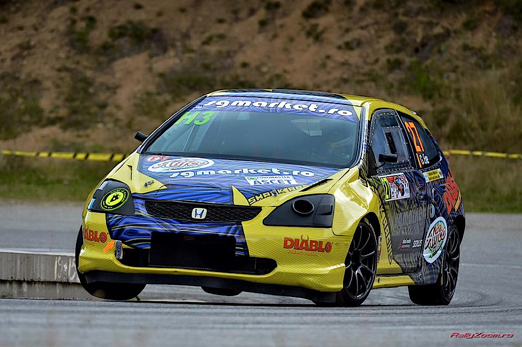 DLEDMV - Honda CTR Shark Racing - 04