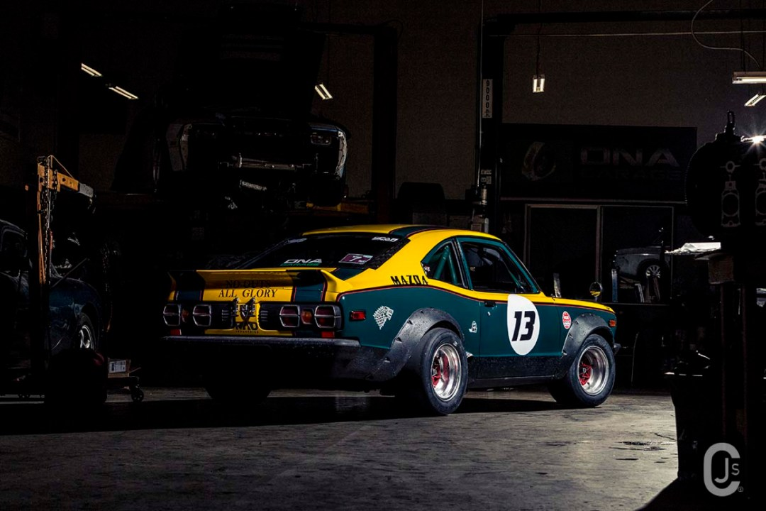 DLEDMV - Mazda RX3 20B Rotary - 05