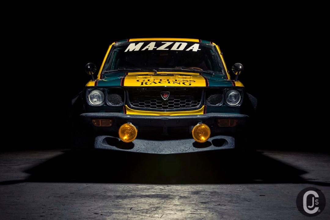 DLEDMV - Mazda RX3 20B Rotary - 08