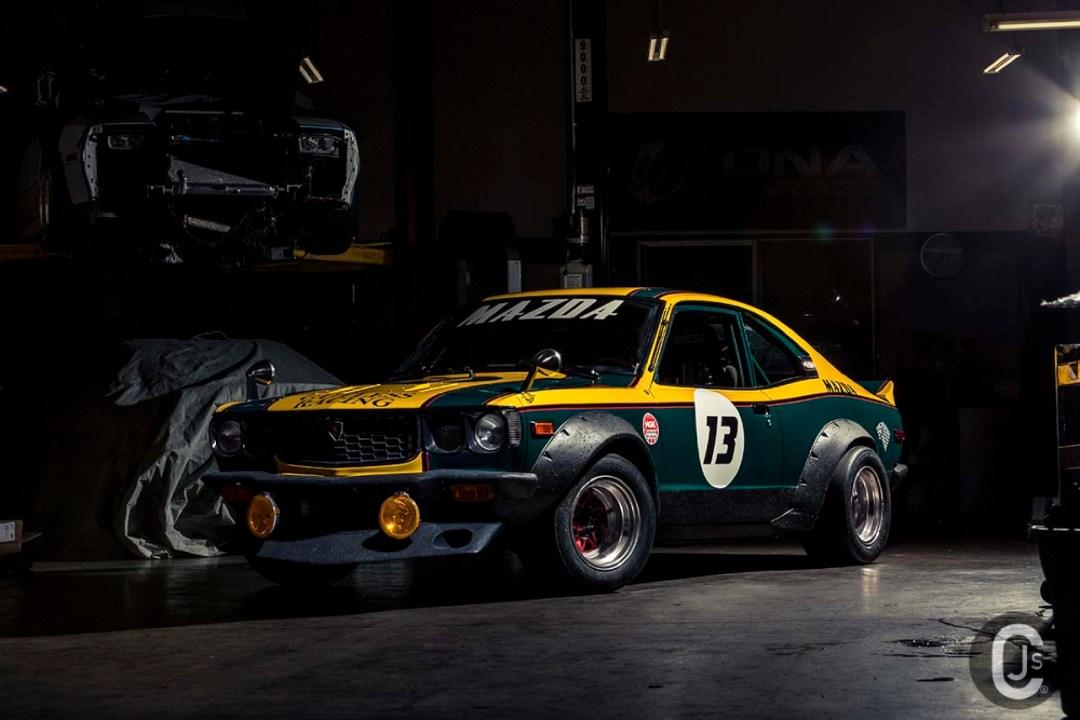 DLEDMV - Mazda RX3 20B Rotary - 09