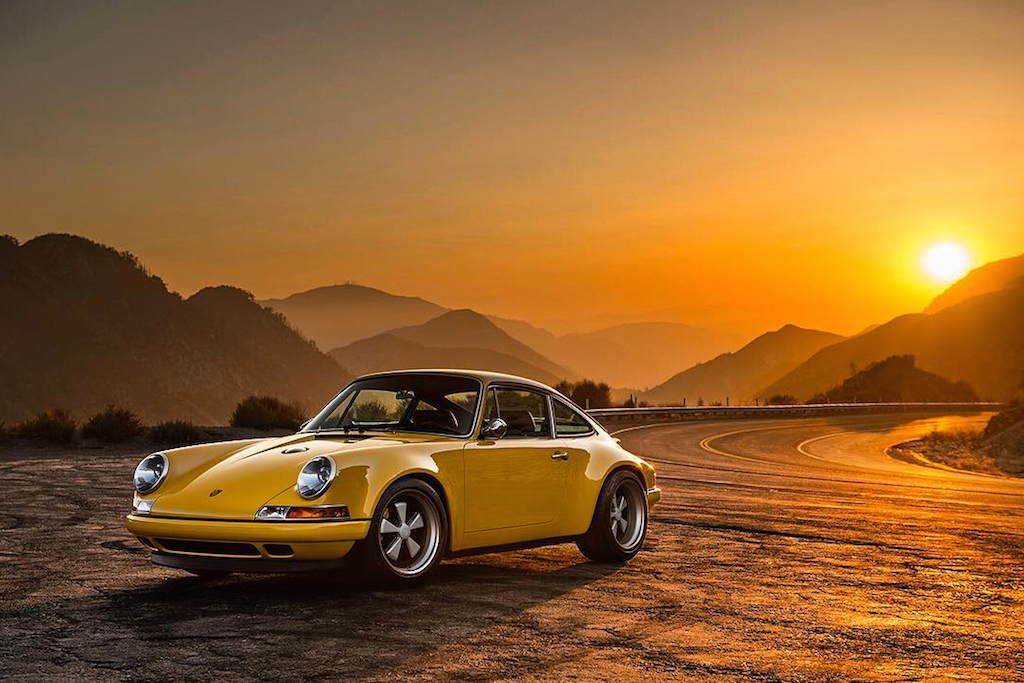 DLEDMV - Porsche 911 Singer Aurora - 04