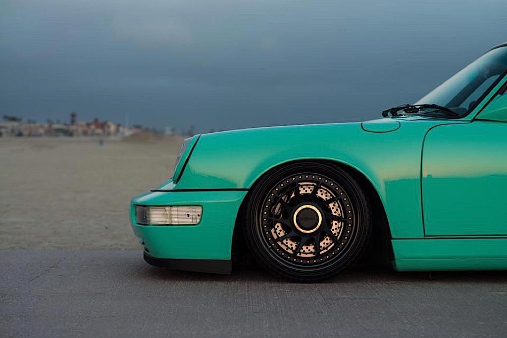 DLEDMV - Porsche 964 Rotiform Peppermint - 01