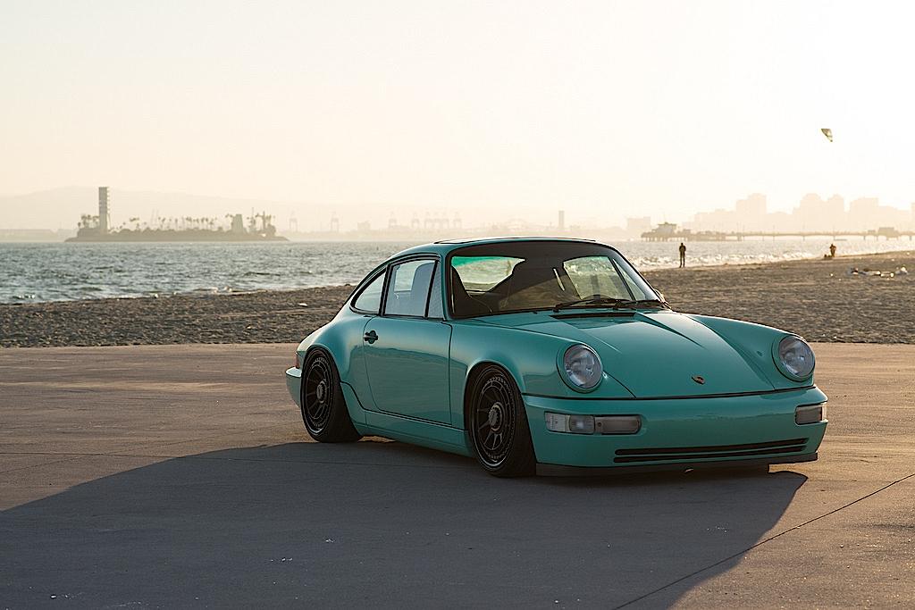 DLEDMV - Porsche 964 Rotiform Peppermint - 07