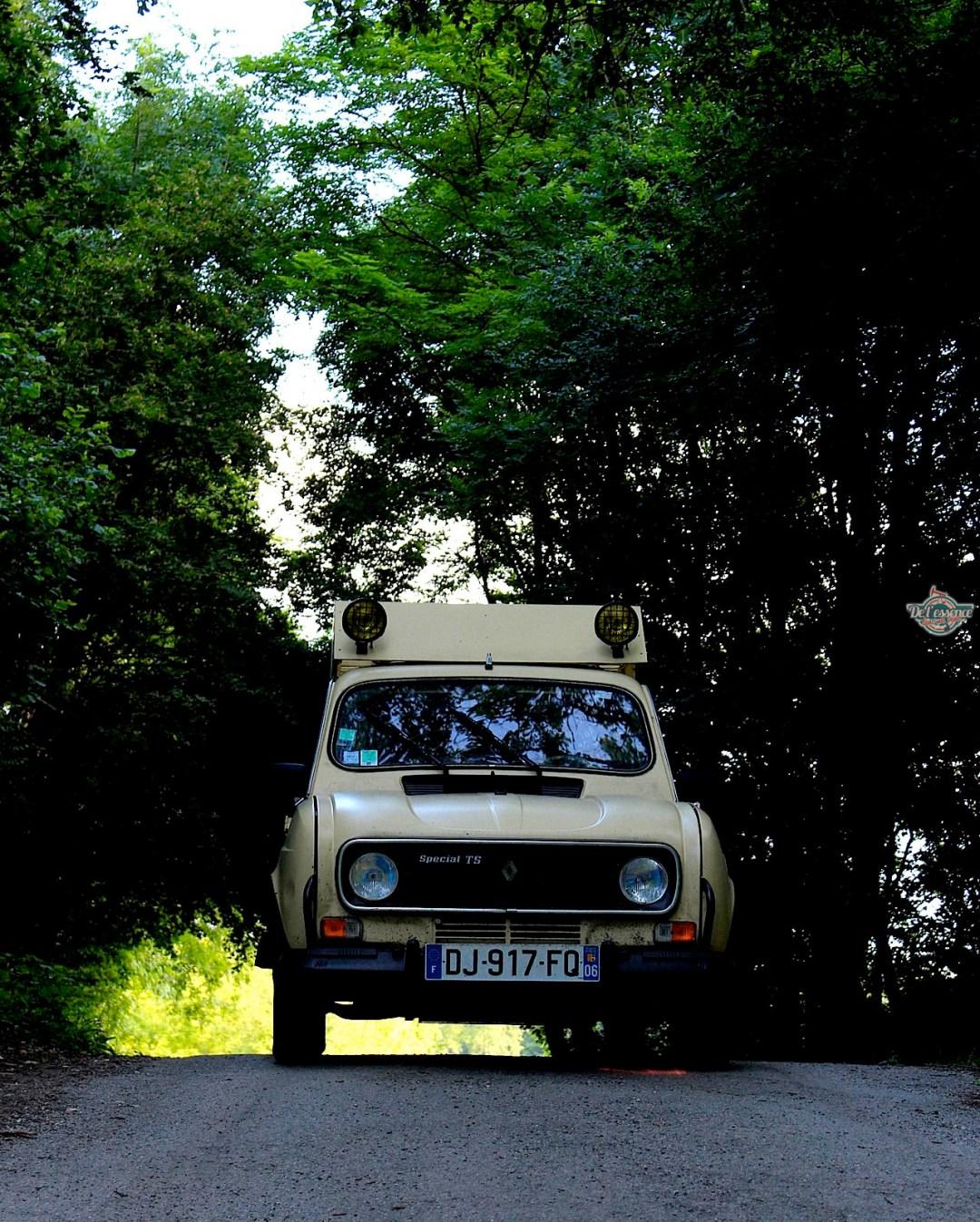 DLEDMV - Renault 4L trophy  - 11