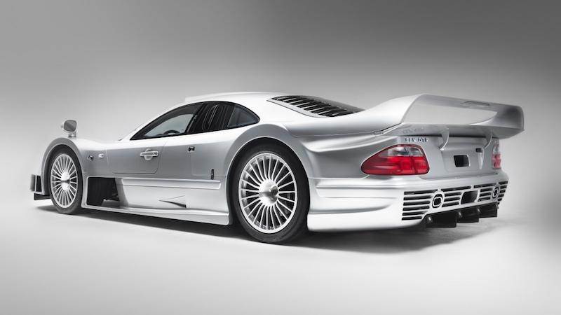 DLEDMV - Mercedes CLK GTR #1 -03