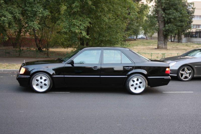 DLEDMV - Mercedes 500E Moscow -06